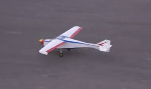 MP 0-1 First Flight