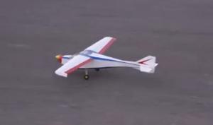 MP 0-1 First Flight